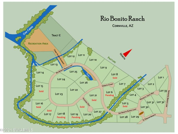 240 S Bonito Ranch Loop Cornville AZ Home. Photo 1 of 10