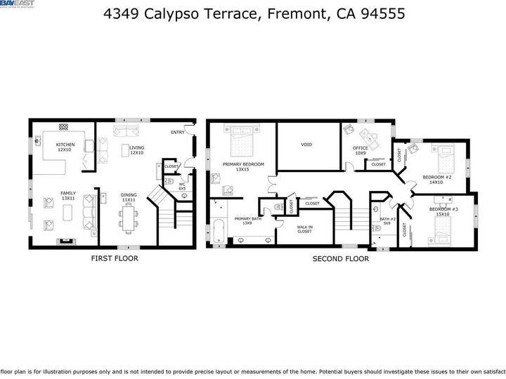 4349 Calypso Ter Fremont CA Home. Photo 23 of 30