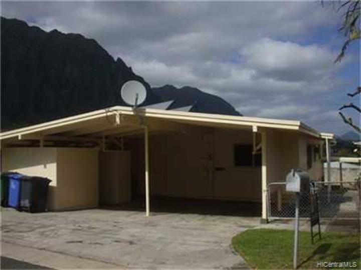 45-661 Nawahine Loop Kaneohe HI Home. Photo 1 of 10