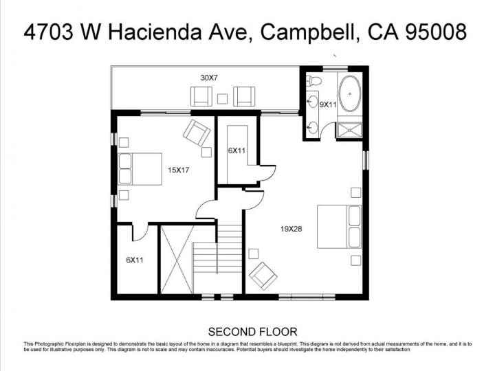 4703 W Hacienda Ave Campbell CA Home. Photo 16 of 40