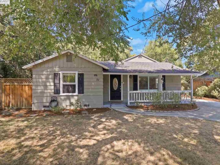 71 Shady Ln Walnut Creek CA Home. Photo 37 of 39
