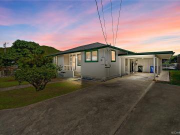 1077 Mowai St, Keolu Hills, HI