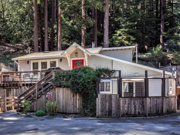10901 Sequoia Ave, Lompico, CA