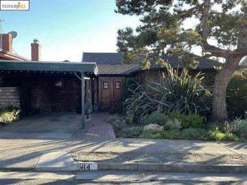 114 Crest Ave, Point Richmond, CA
