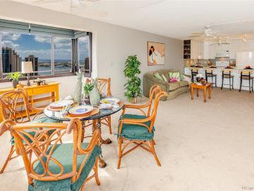 1255 Nuuanu Ave unit #E2801, Downtown, HI