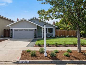 1260 Mary Lee Way, San Jose, CA