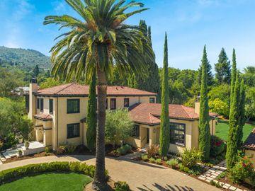 16091 Greenwood Rd, Monte Sereno, CA