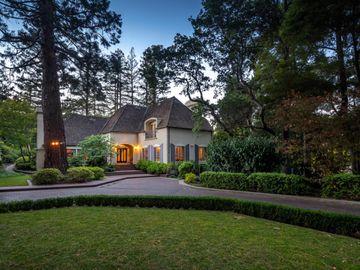 1820 Brookvale Rd, Hillsborough, CA