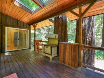 18725 Highway 9 Boulder Creek CA Home. Photo 4 of 28