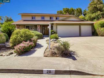 20 Bliss Ct, Pleasant Hill, CA