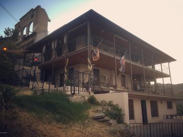 222 First Ave, G. W. Hulls Plat Of Jerome, AZ