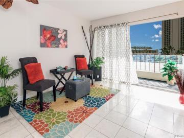 222 Kaiulani Ave unit #504, Waikiki, HI