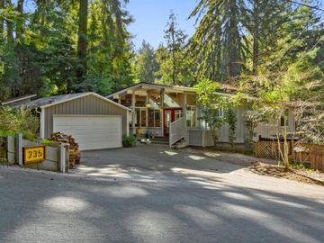 235 Mayfair Rd, Boulder Creek, CA