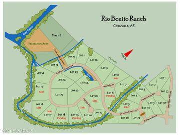 240 S Bonito Ranch Loop, Rio Bonito Ranch, AZ