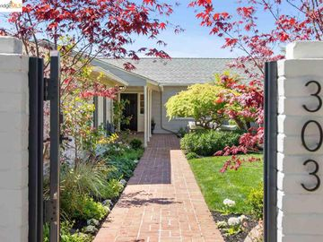 303 Hillside Ave, Central Piedmont, CA