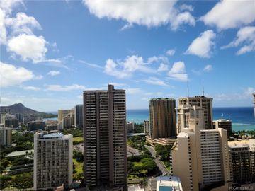 400 Hobron Ln unit #3509, Waikiki, HI