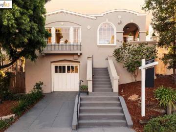 5915 Chabolyn Ter, Rockridge, CA