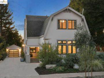 6429 Regent St, Rockridge, CA