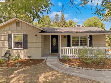 71 Shady Ln Walnut Creek CA Home. Photo 2 of 39