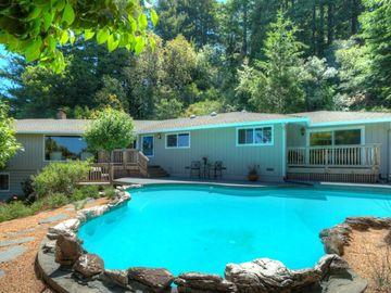 985 Whispering Pines Dr, Scotts Valley, CA